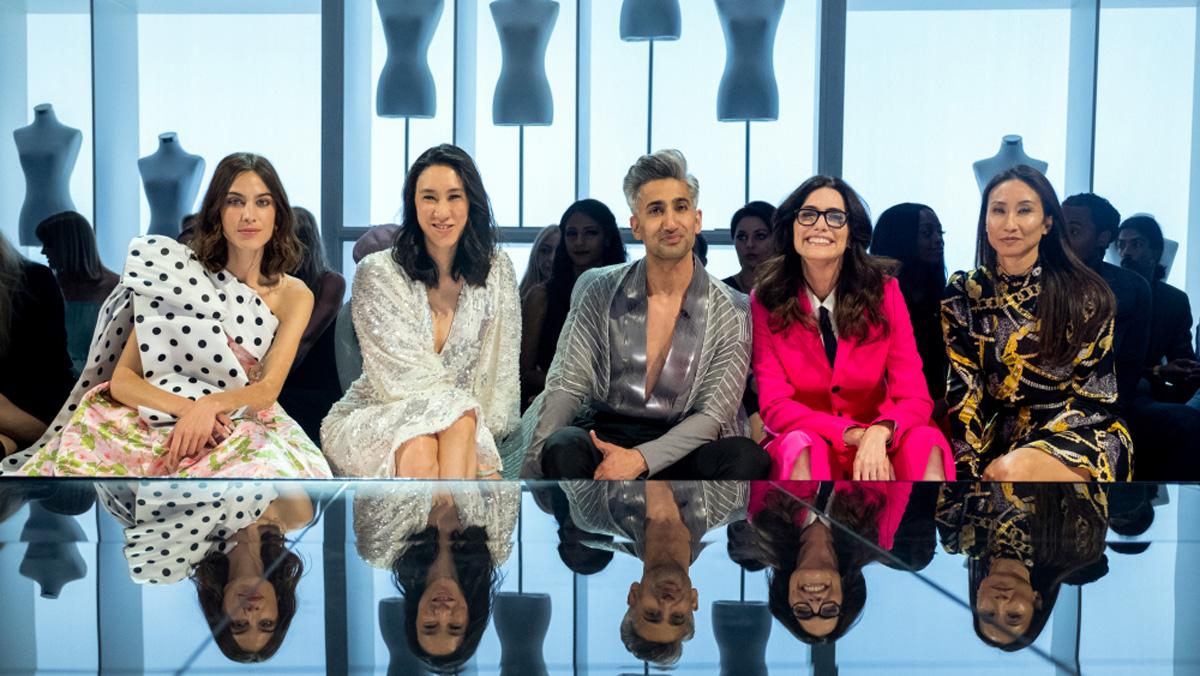 Next in Fashion: Στα άδυτα των ατελιέ
