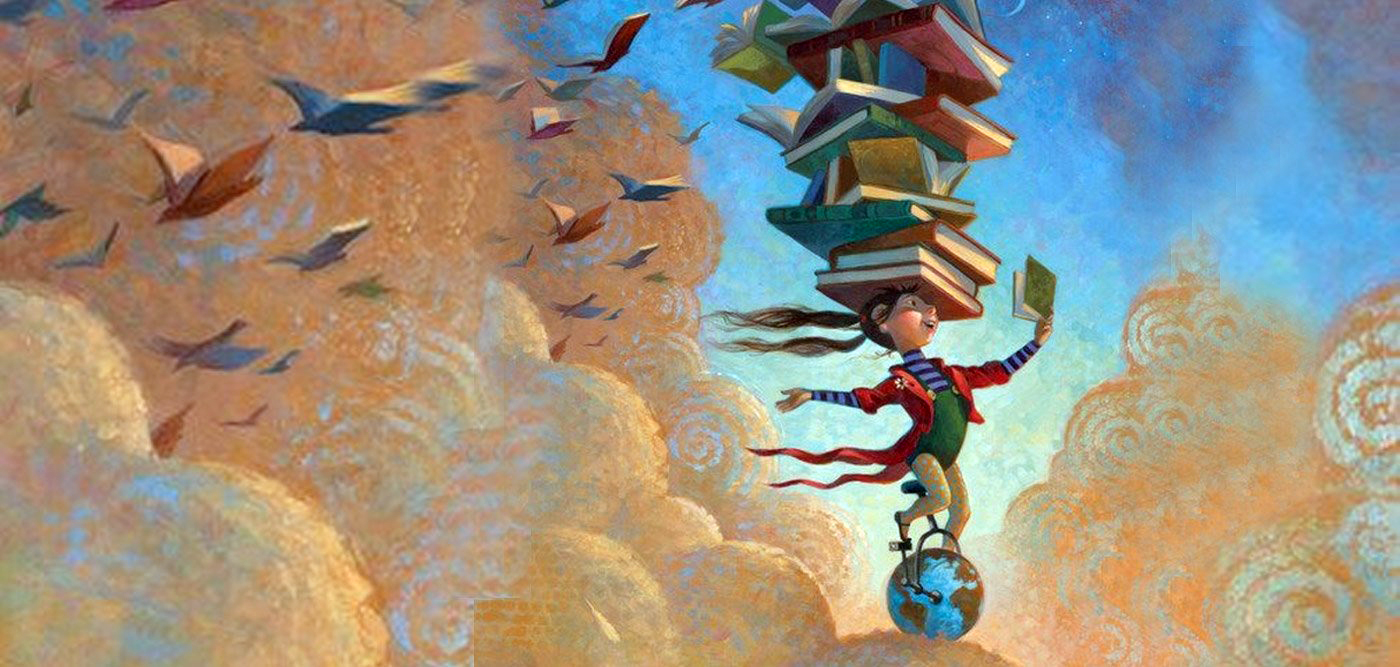 Παγκόσμια Ημέρα Παιδικού Βιβλίου: Το φετινό μήνυμα είναι «Πείνα για λέξεις»