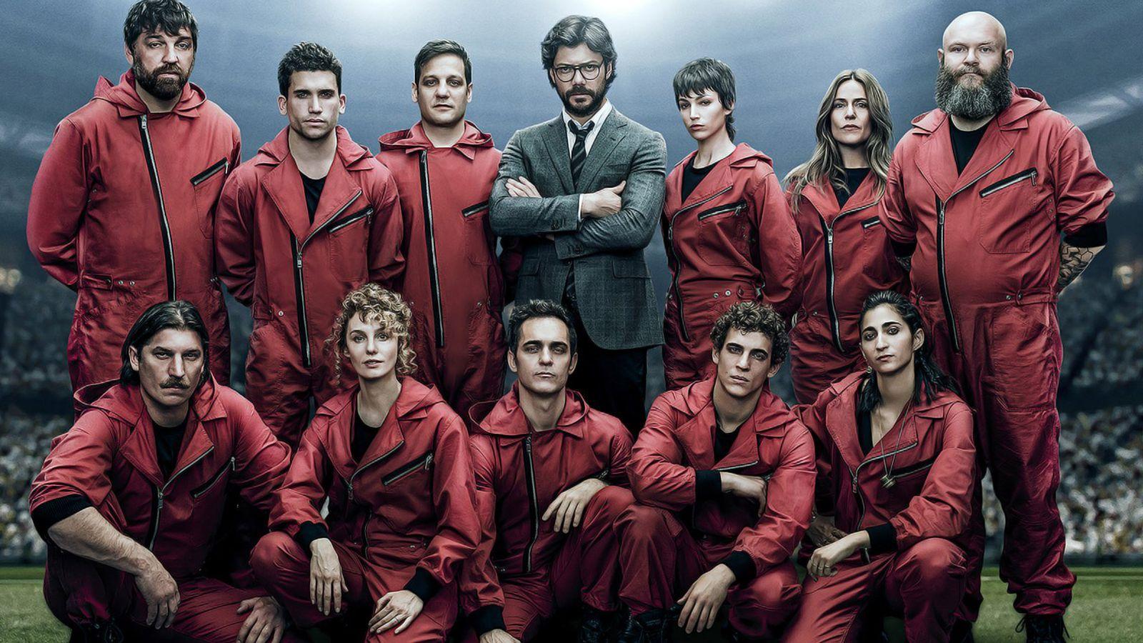 Casa de Papel season 4: Μάθετε όλες τις εξελίξεις πριν την πρεμιέρα [vid]