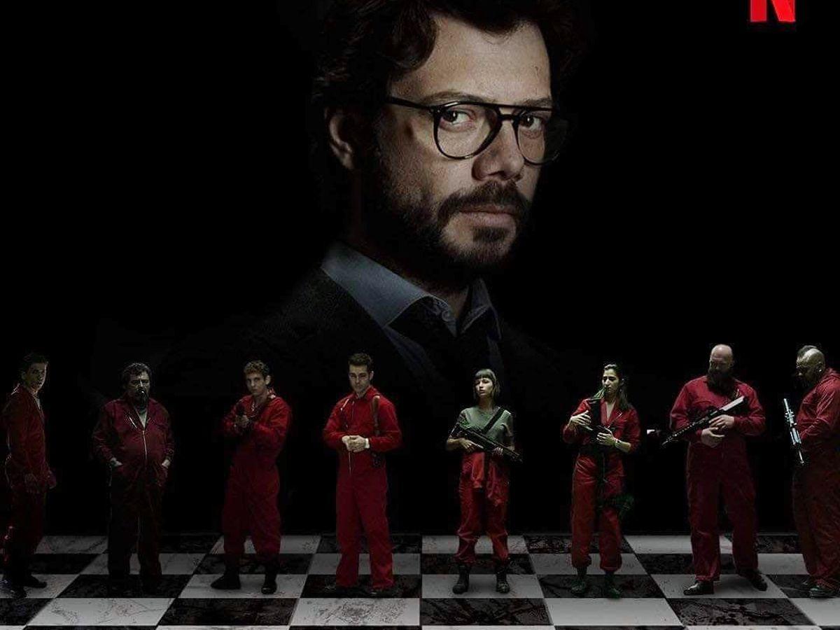 La Casa de Papel season 4: Σήμερα η πρεμιέρα του νέου κύκλου