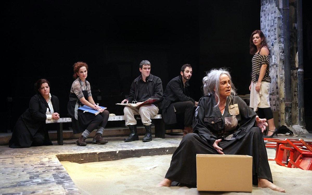Θέατρο Οδού Κεφαλληνίας: Δωρεάν προβολή 6 διαδικτυακών παραστάσεων