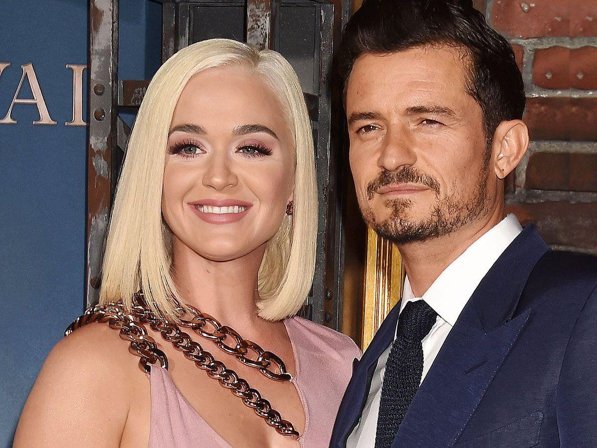 Katy Perry: Πως αποκάλυψε το φύλο του μωρού της; [pic]