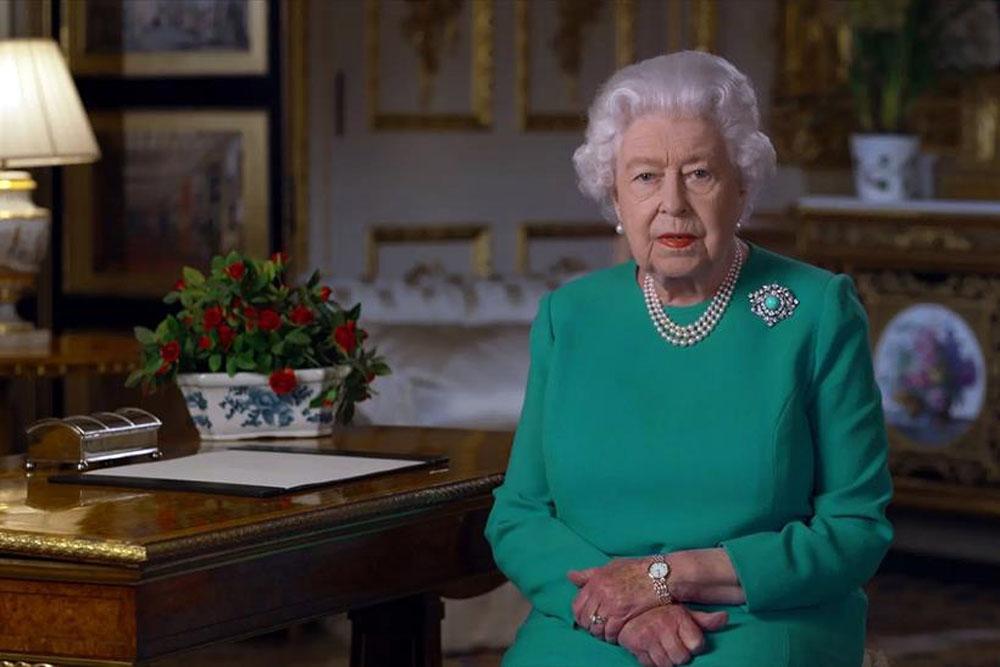 Διάγγελμα Βασίλισσας Ελισάβετ για κορονοϊό: «Θα συναντηθούμε ξανά»