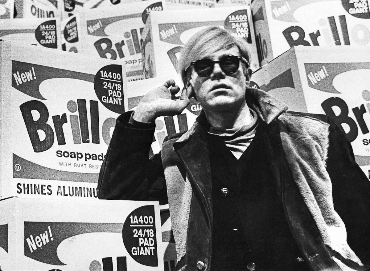 Άντι Γούρχολ: Δείτε online την έκθεση στην Tate Modern