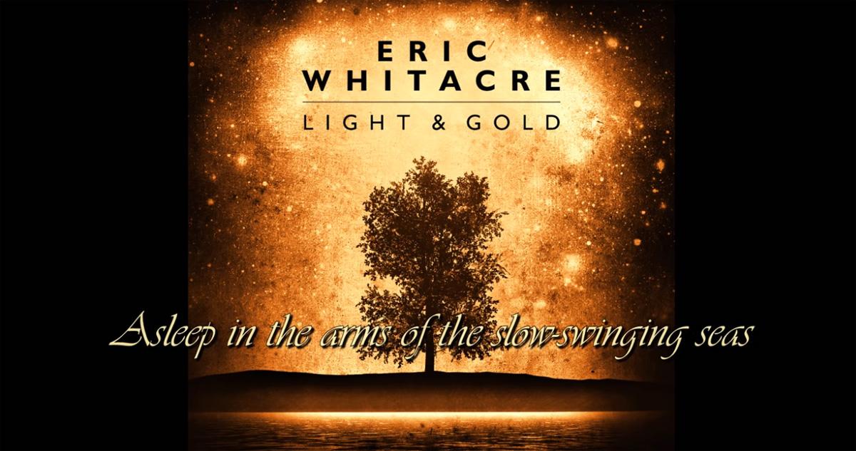 «The seal Lullaby» – Eric Whitacre: Ένα όμορφο κομμάτι καθώς η μέρα τελειώνει [vid]