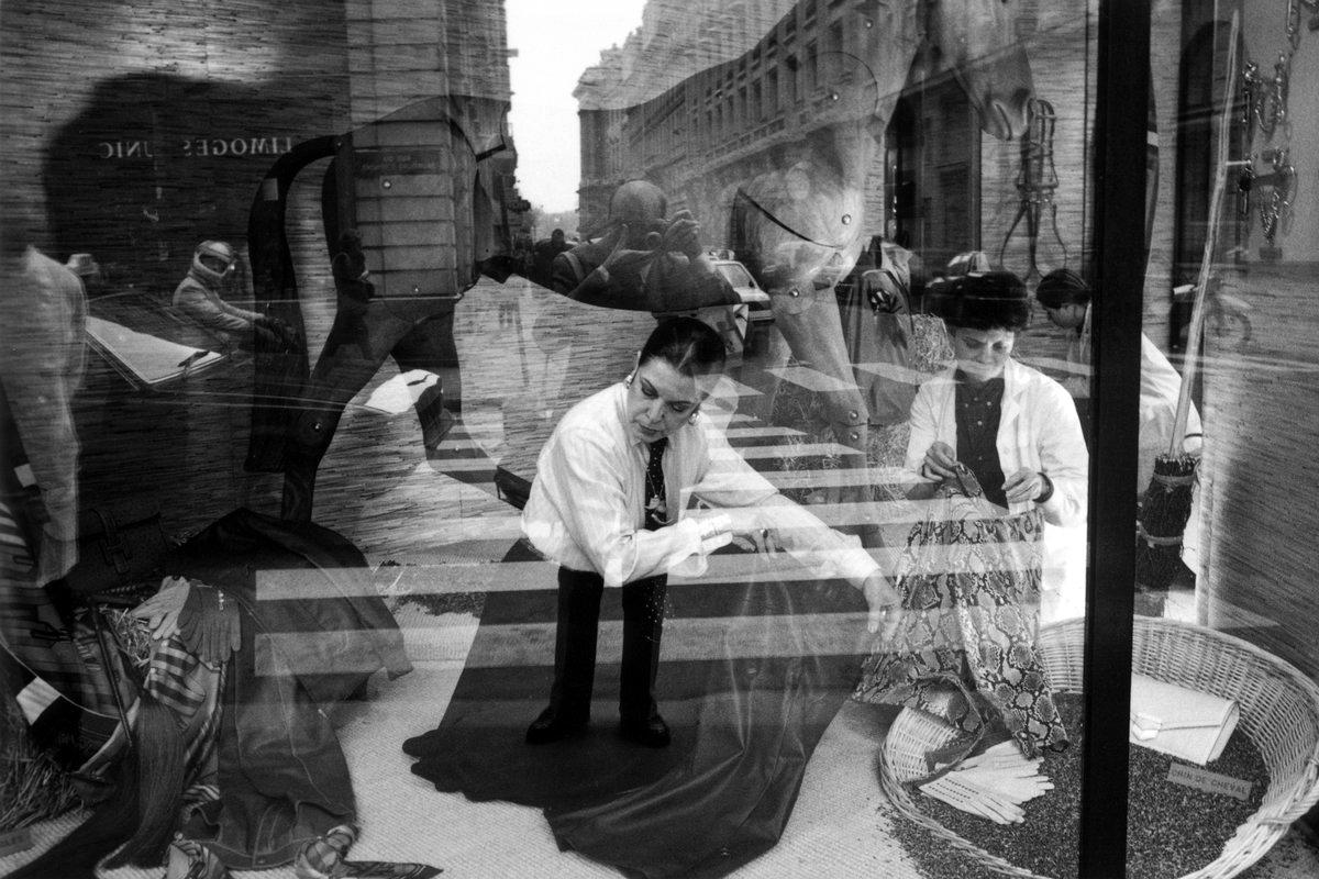 Leïla Menchari κορονοϊός: Πέθανε η καλλιτέχνιδα των εντυπωσιακών βιτρινών του Hermès