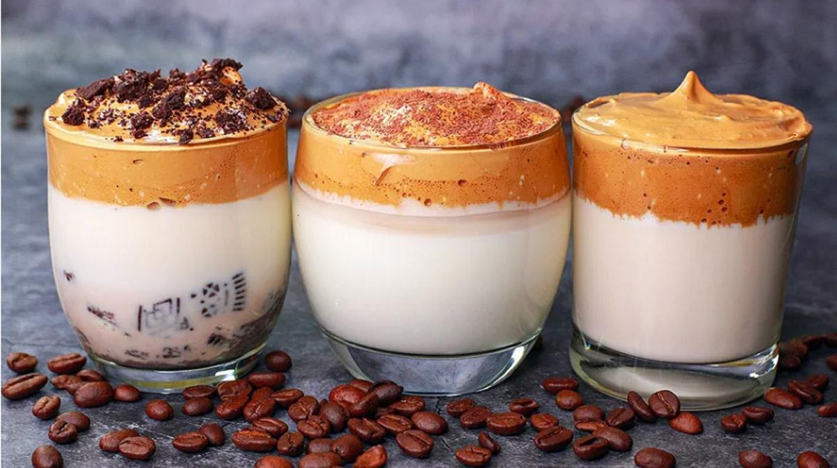 Dalgona Coffee: Η νέα τρέλα του Tik Tok – Δες πως να τον φτιάξεις κι εσύ [vid]