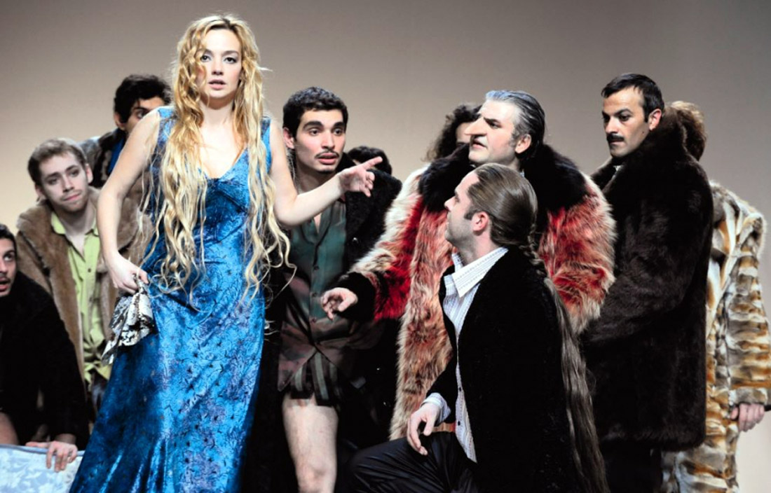 Εθνικό Θέατρο: Καινούριες online παραστάσεις