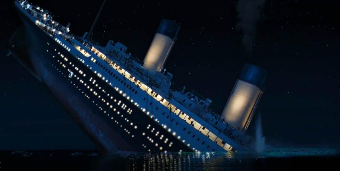 Σαν Σήμερα 10 Απριλίου: Ο Τιτανικός φεύγει για το πρώτο και τελευταίο ταξίδι του [pics & vid]