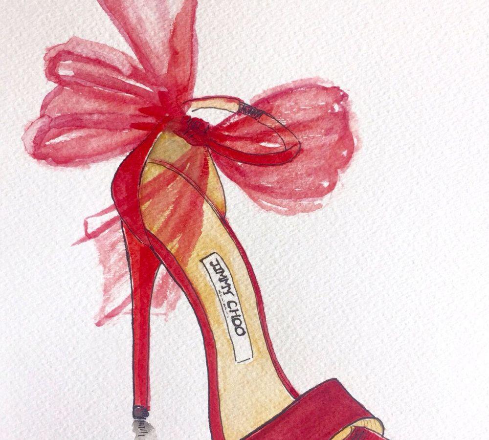 «Choo Sketch»: Σχεδιάστε εσείς τη νέα συλλογή παπουτσιών του οίκου Jimmy Choo [pic]