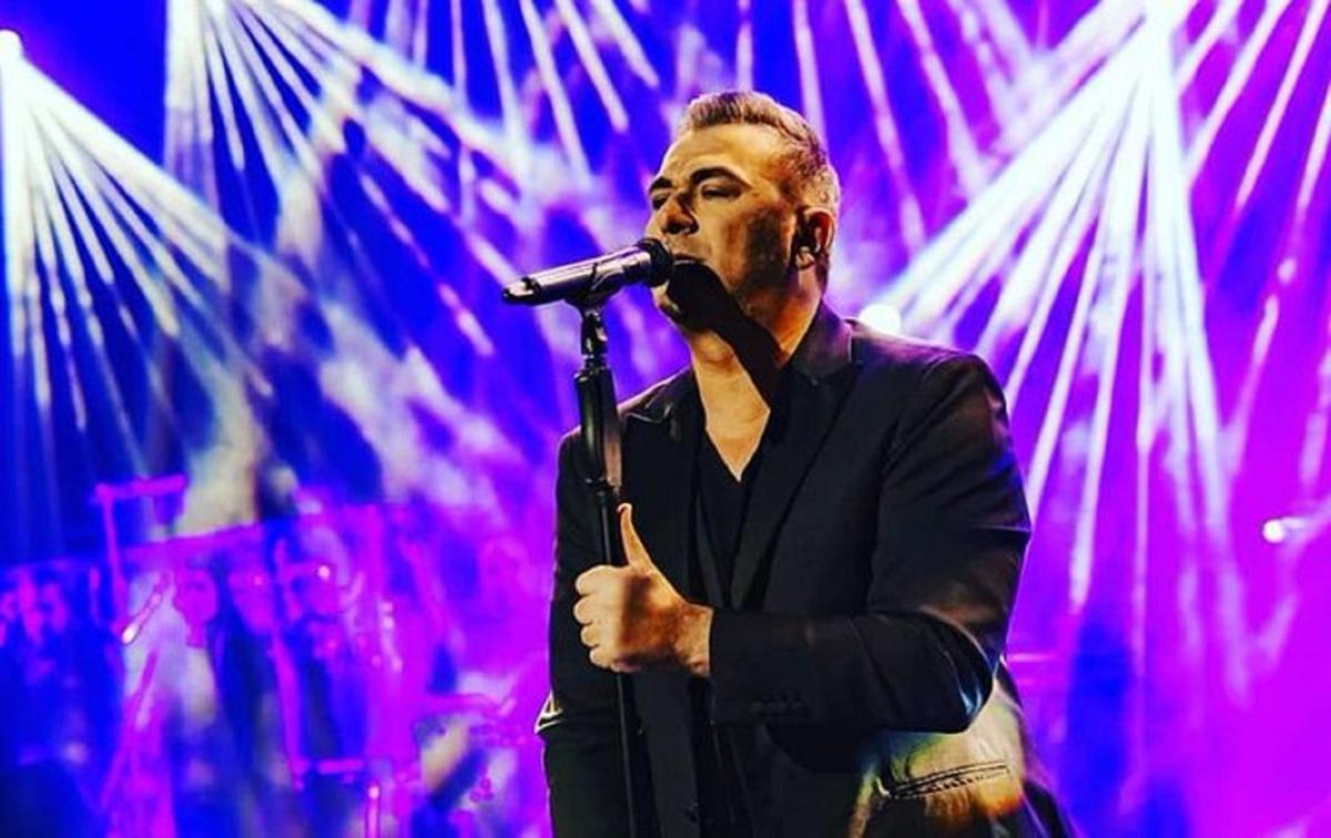 Αντώνης Ρέμος: Η μεγάλη συναυλία την Ανάσταση