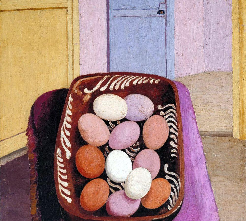 Βάψιμο αυγών Tate Gallery: Μας προτείνει τον πιο πρωτότυπο τρόπο να διακοσμήσουμε τα πασχαλινά μας αυγά [vid]