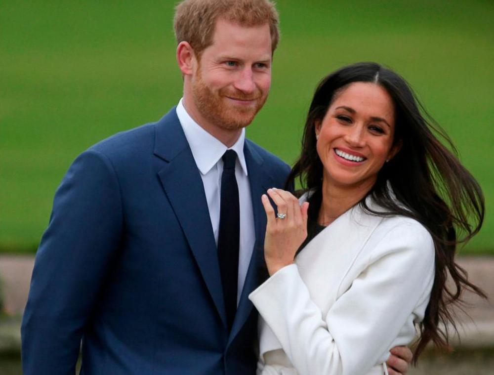 Meghan Markle Πρίγκιπας Harry: Στη μάχη κατά της πανδημίας με γάντια και μάσκες