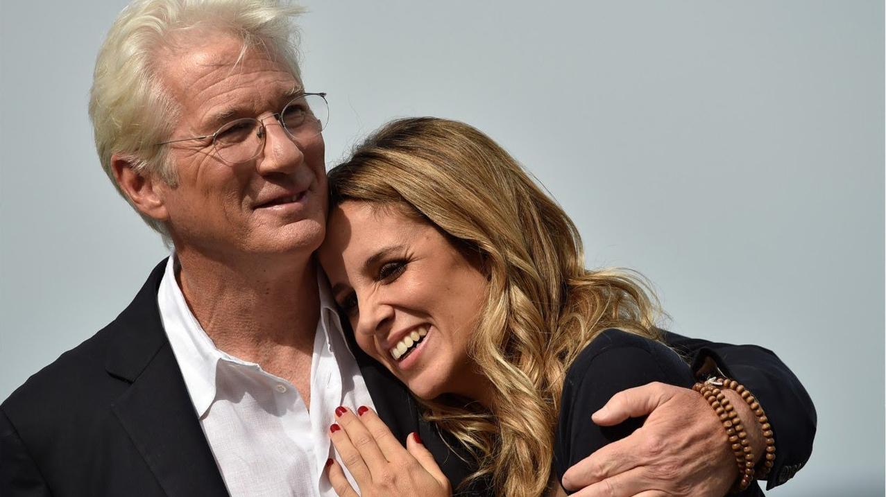 Richard Gere: Ο 70χρονος ηθοποιός απέκτησε και δεύτερο παιδί με την Alejandra Silva