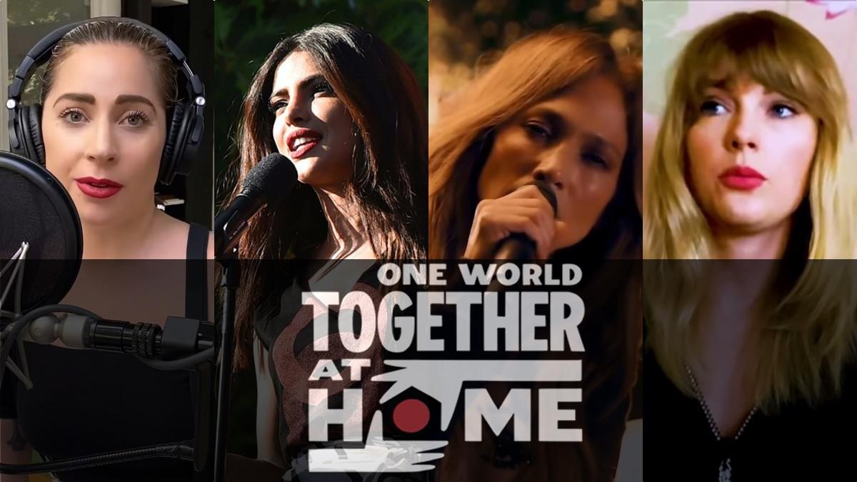 One World Together At Home: Διαθέσιμο online το άλμπουμ της συναυλίας