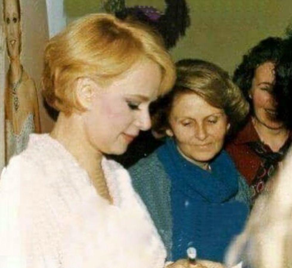 Αλίκη Βουγιουκλάκη Βλάσης Μπονάτσος: Η σπάνια φωτογραφία τους που ήρθε στη δημοσιότητα [pics]