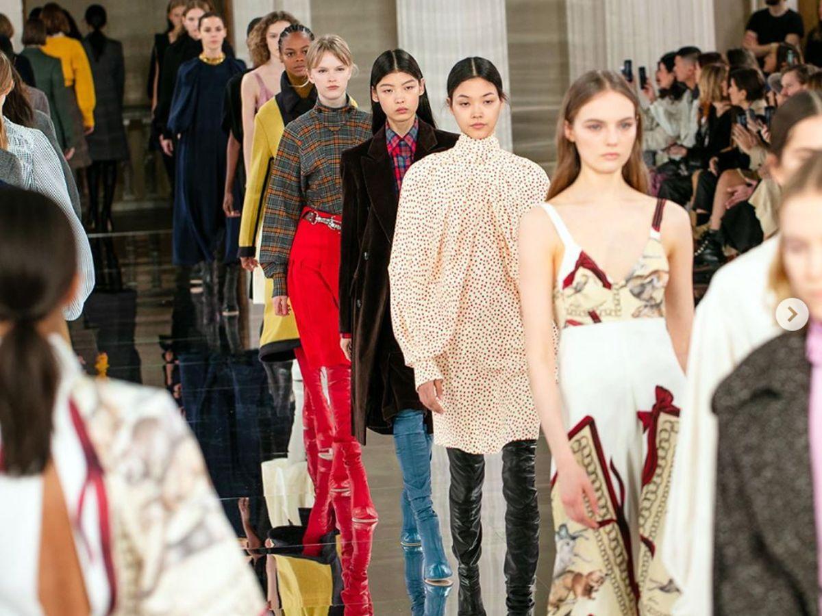 Εβδομάδα μόδας του Λονδίνου: Ψηφιακά για πρώτη φορά στην ιστορία της μόδας [pic]