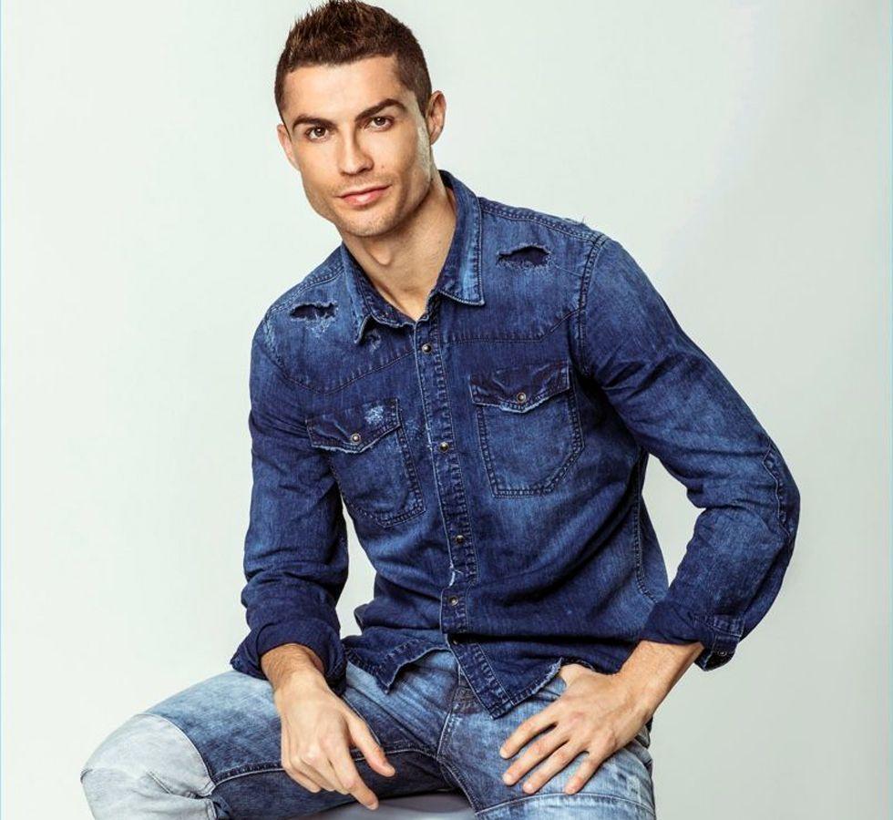 Christiano Ronaldo: Τα «ελληνικά» σανδάλια του [pics]