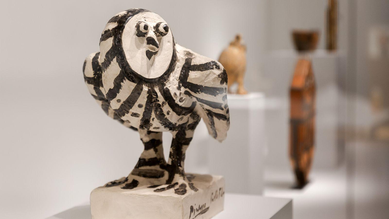 Μουσείο Κυκλαδικής Τέχνης Πικάσο και Αρχαιότητα: Ψηφίστε τη μοναδική ελληνική υποψηφιότητα για τα Global Fine Art Awards