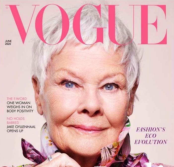 Τζούντι Ντεντς Vogue: H 85χρονη ηθοποιός είναι το νέο εξώφυλλο της Vogue [pics]