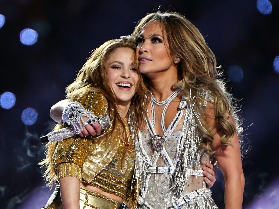 Jennifer Lopez: Δίνει μαθήματα… χορού στη Shakira πριν το Superbowl [vid]
