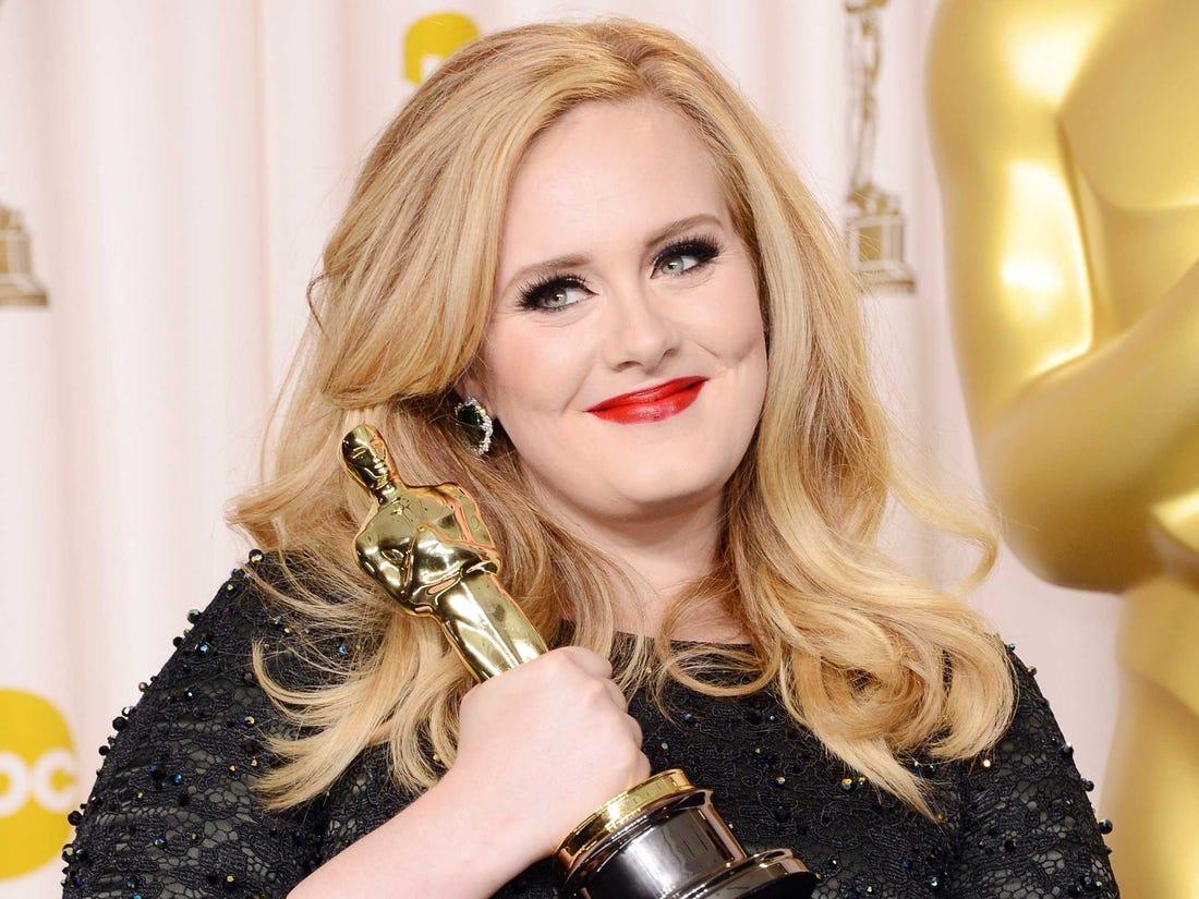 Adele αδύνατη: Το πριν και το μετά της βρετανίδας τραγουδίστριας [pics]
