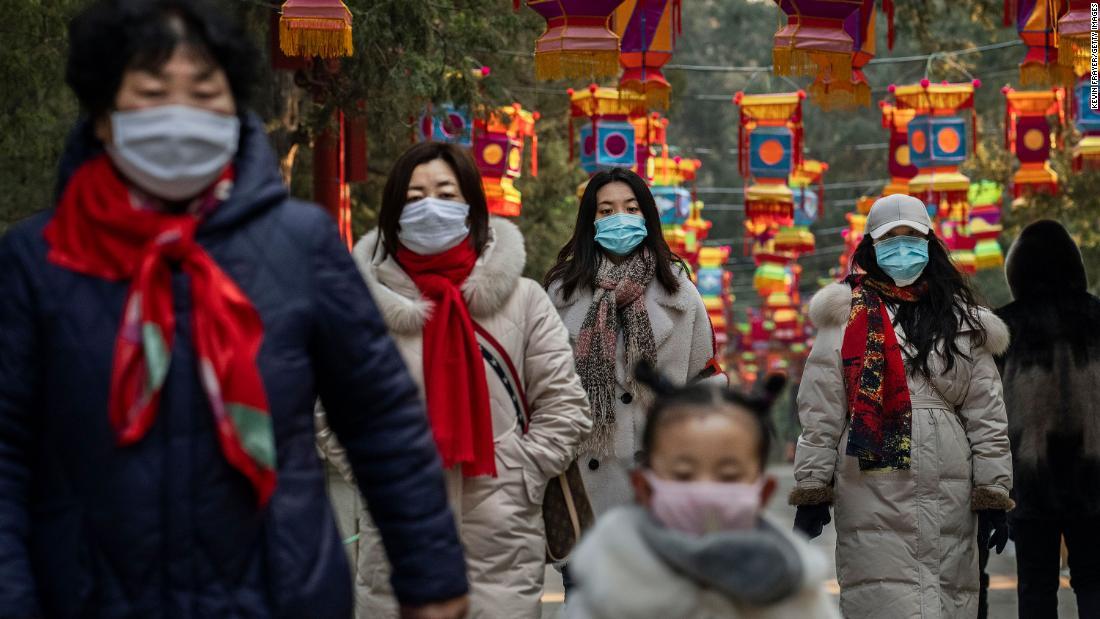 Ουχάν Κίνα: Ο κορονοϊός επέστρεψε στον τόπο που ξεκίνησε
