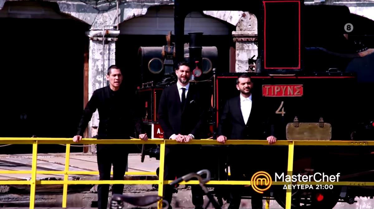 Masterchef 4 Σπόιλερ: Αποχωρήσεις και μαχαιρώματα στο σημερινό μαγειρικό «Έγκλημα στο Orient Express» [vid]