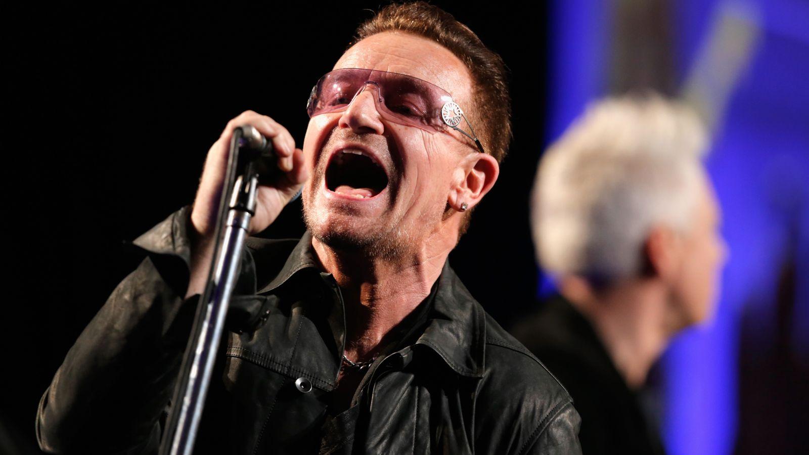 Bono U2: Γιόρτασε τα γενέθλιά του με ένα special edition