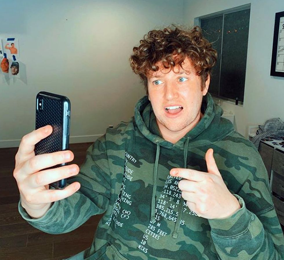 Corey La Barrie: Σκοτώθηκε ο 25χρονος Youtuber, σε τροχαίο ανήμερα των γενεθλίων του [vid]
