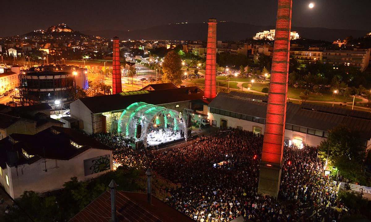 Δήμος Αθηναίων Φεστιβάλ: Δωρεάν όλοι οι χώροι για τον Πολιτισμό, Φεστιβάλ και Συναυλίες