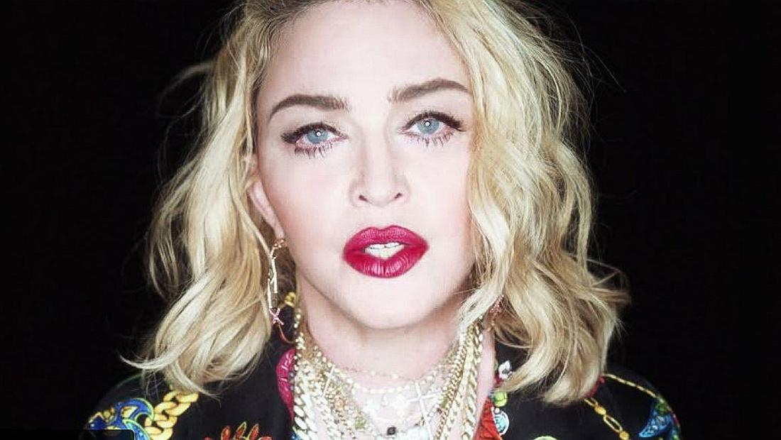 Madonna: Ποζάρει με τα εσώρουχα και topless χωρίς φόβο στα 61 της [pics]