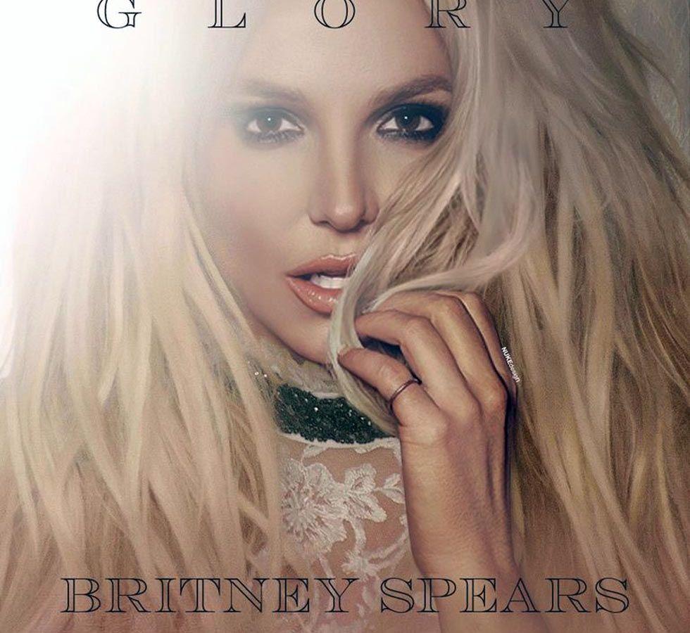 Μπρίτνεϊ Σπίαρς: Το kinky εξώφυλλο του άλμπουμ της Glory [pics]