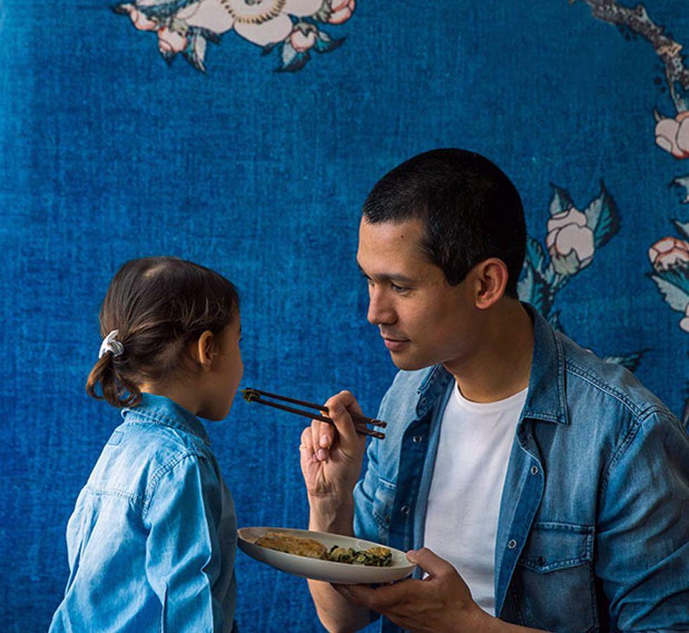 Σωτήρης Κοντιζάς: Τα ιαπωνικά ονόματα των παιδιών του [pics]