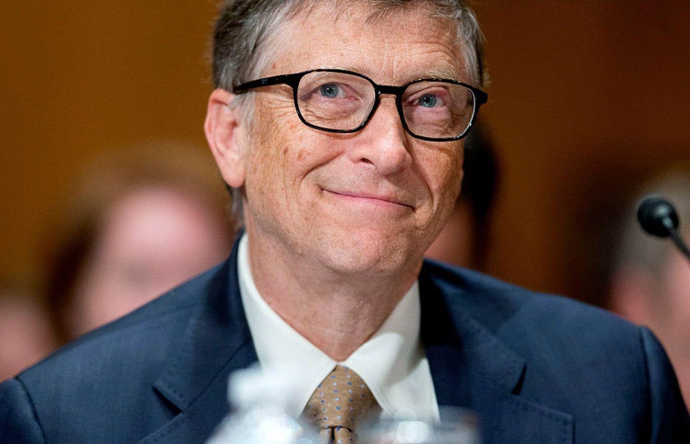 Bill Gates: Τα βιβλία του καλοκαιριού [pics]