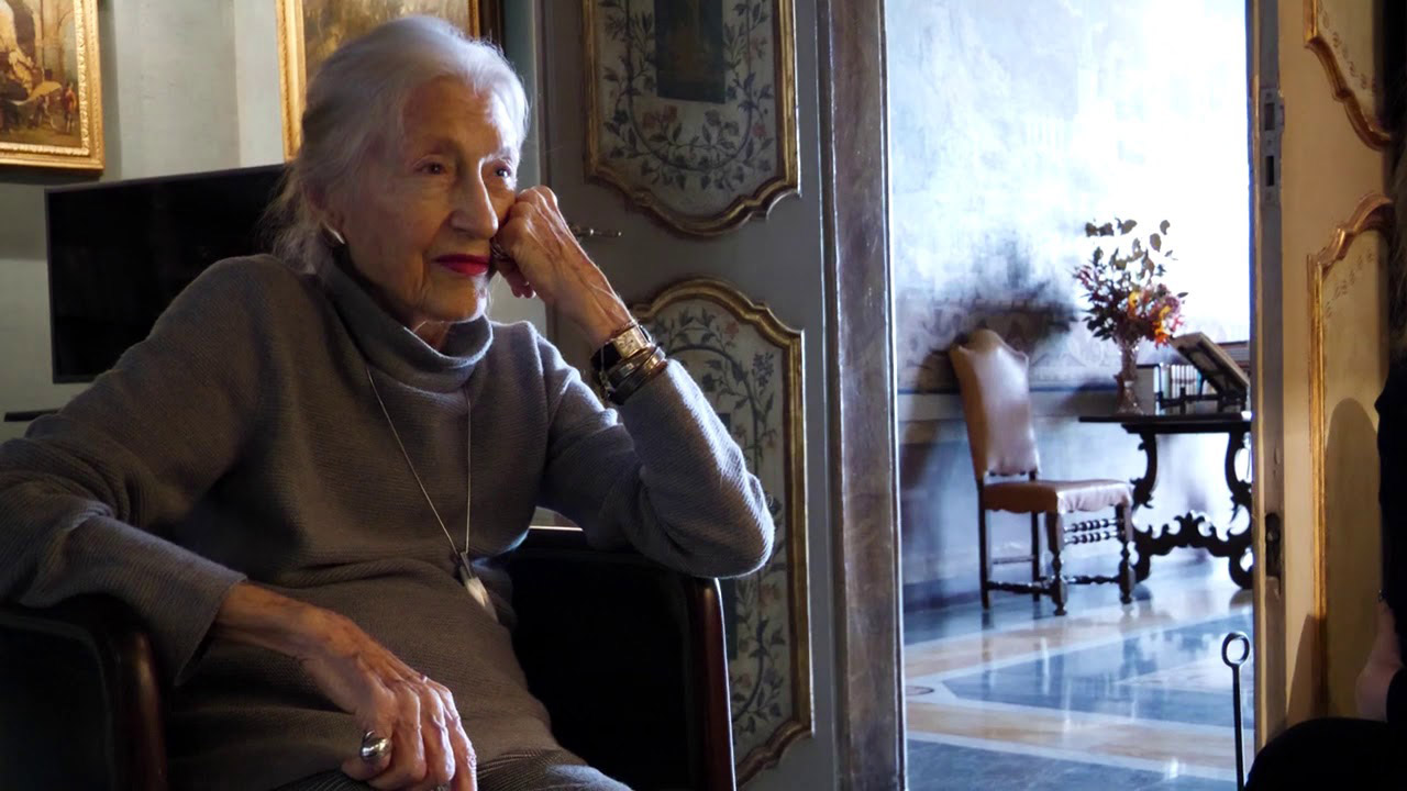 Άννα Βούλγαρη: Η τελευταία κληρονόμος του οίκου Bulgari [vid & pics]