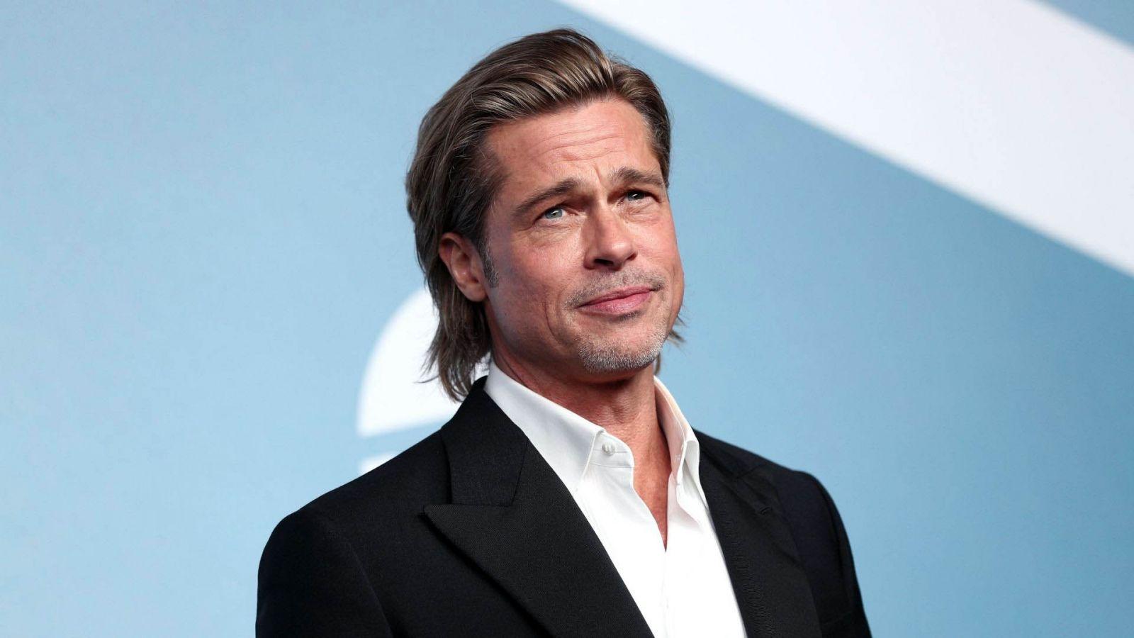 Brad Pitt: Δείτε την καινούρια σύντροφο του [pics]