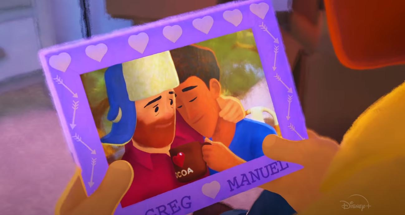 «Out»: Η Pixar βγάζει την πρώτη animated ταινία με ομοφυλόφιλο πρωταγωνιστή [vid]