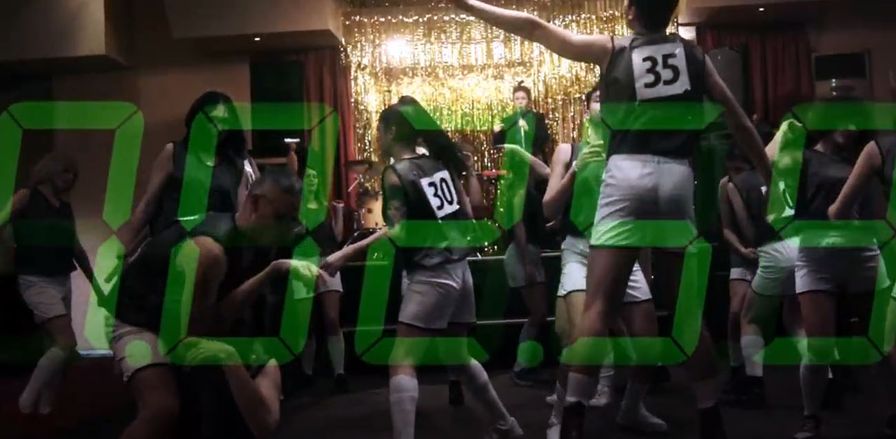 «Dance with Me»: Ένα βίντεοκλιπ για να χορέψετε μέχρι τελικής πτώσεως [vid]