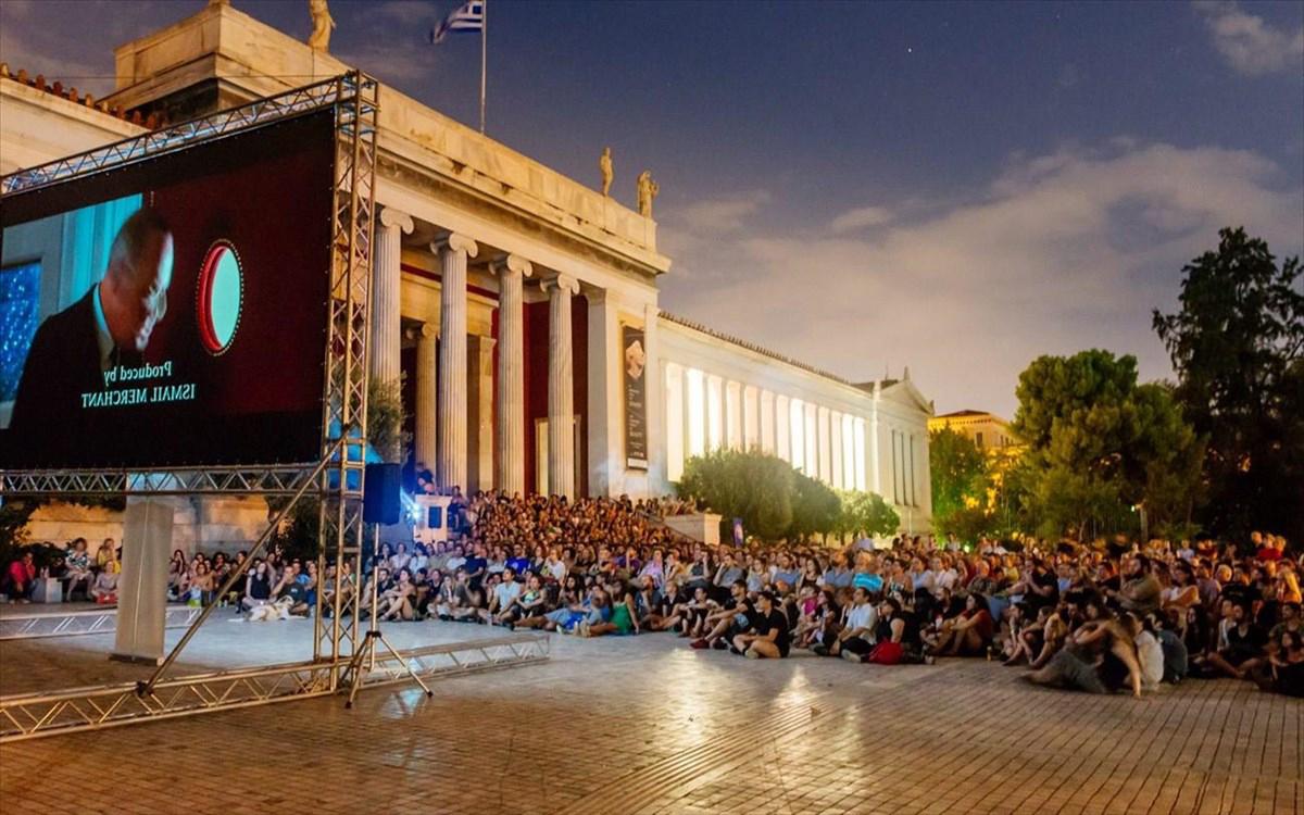 10ο Athens Open Air Film Festival: Πιο επίκαιρο από ποτέ με εντυπωσιακές υπαίθριες προβολές [vid & pics]