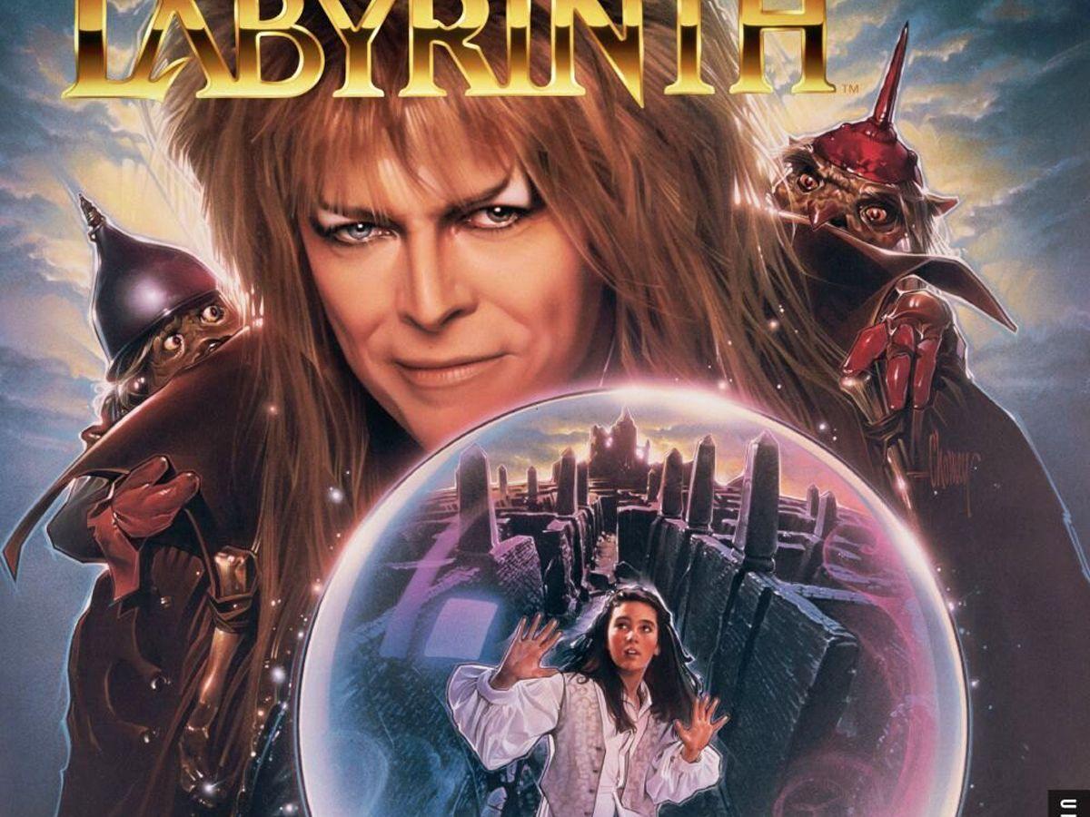 Labyrinth: Η μαγική ταινία με τον David Bowie θα έχει σύντομα και δεύτερο μέρος [vid]