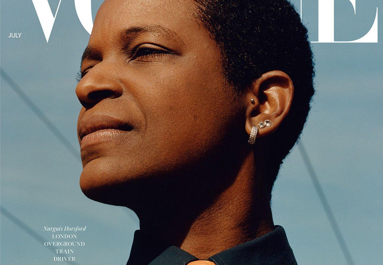 Vogue: Η βρετανική Vogue κάνει εξώφυλλο τρεις καθημερινές ηρωίδες