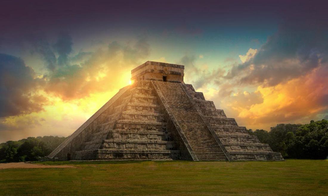 Μάγια Μεξικό: Στο φως το αρχαιότερο και μεγαλύτερο μνημείο του πολιτισμού τους