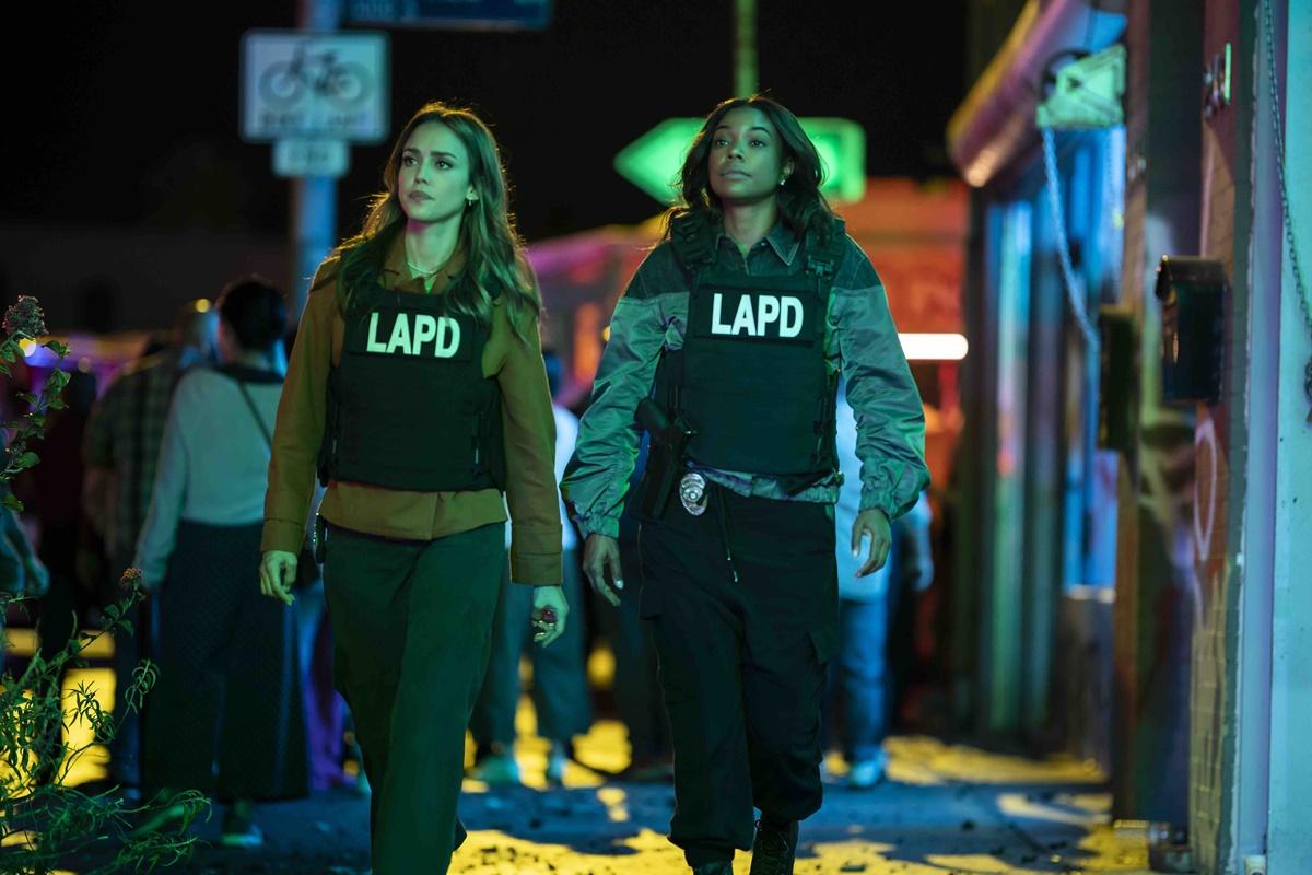 «L. A. Finest»: Μια σειρά δράσης με γοητευτικές πρωταγωνίστριες [vid]