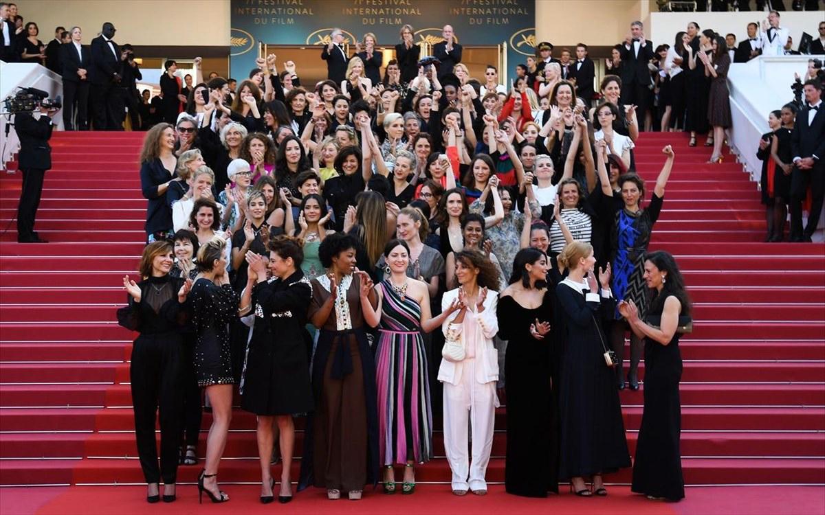 Φεστιβάλ των Καννών: Φέτος που ακυρώθηκε έχει ρεκόρ γυναικών στη σκηνοθεσία
