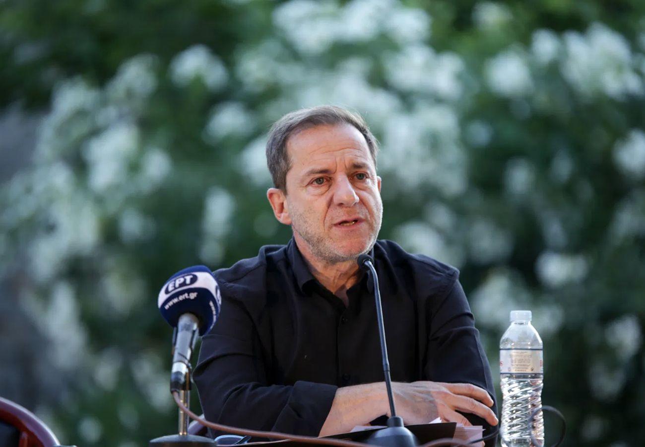 Δημήτρης Λιγνάδης: Διαψεύδει τα περί παραίτησής του από το Εθνικό Θέατρο