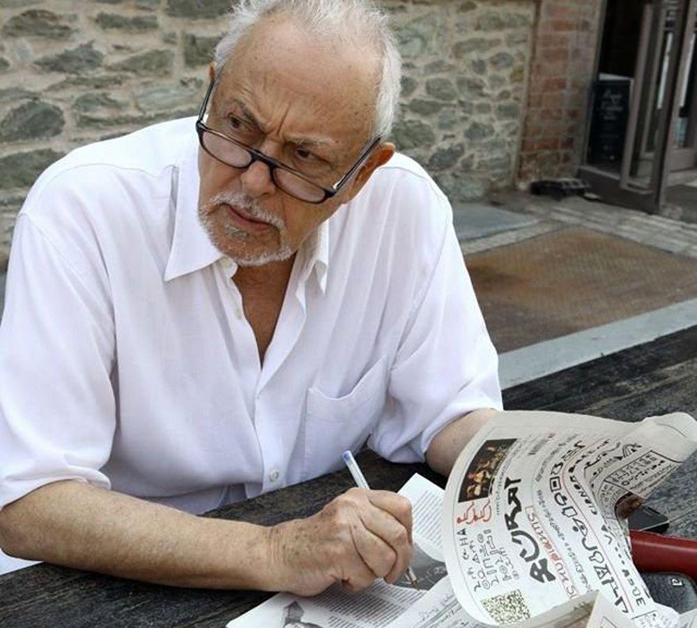 Πέθανε ο εικαστικός Κωνσταντίνος Ξενάκης σε ηλικία 89 ετών