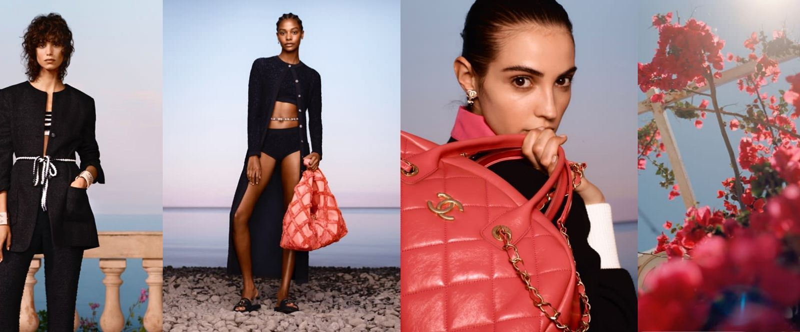 Balade en Méditerranée: Live η νέα Cruise συλλογή του οίκου Chanel 2020/21