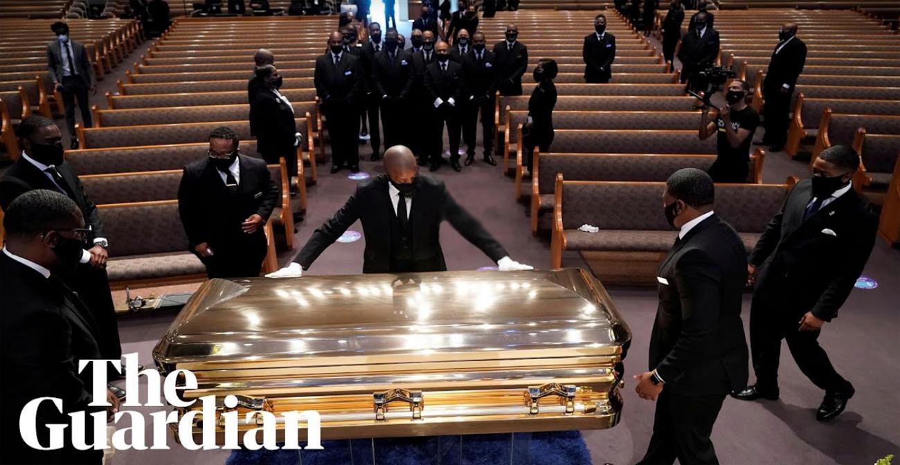 Τζορτζ Φλόιντ: Σε κλειστό κύκλο η κηδεία του – Ζωντανά από τα ειδησεογραφικά δίκτυα [Live]