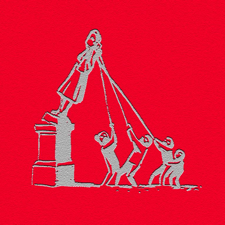 Banksy: Και τώρα τι θα κάνουμε με το άδειο βάθρο του δουλεμπόρου Κόλστον [pic & vid]